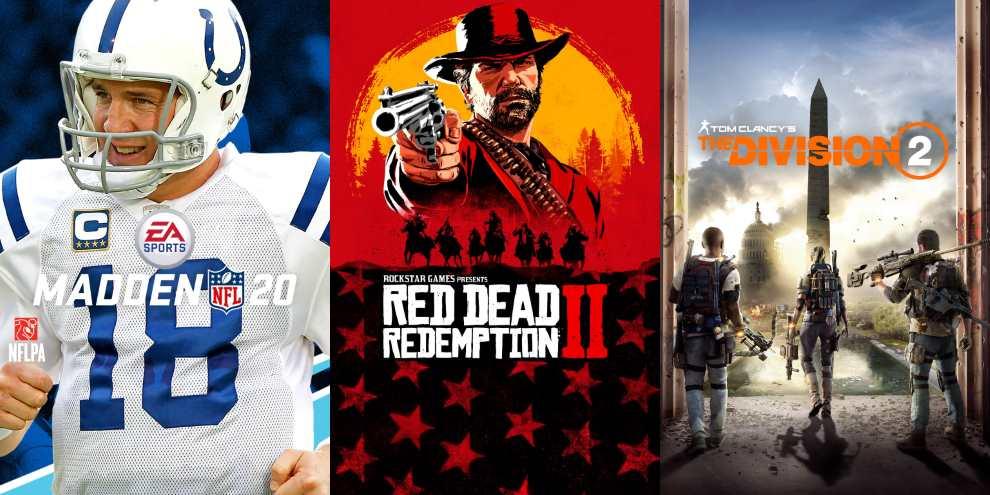 Xbox Black Friday Digital Games Sale is Live