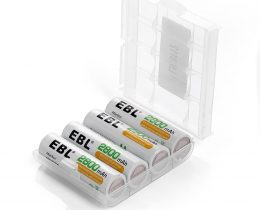 EBL Rechargeable Batteries