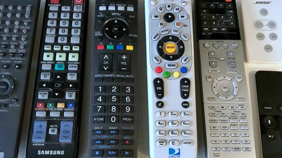 What's the Best Way To Control Your AV Gear?
