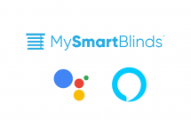 MySmartBlinds Routines for Google Assistant and Alexa
