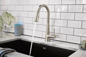 Moen Raises the Smart Faucet Stakes in Vegas