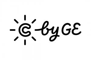 C by GE logo
