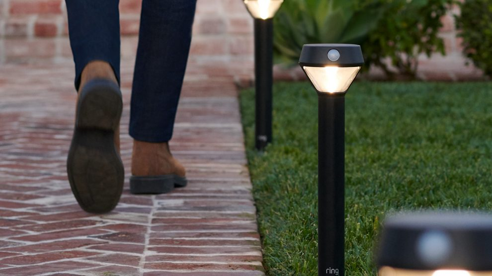Ring's Smart Solar Lighting Products Have Arrived