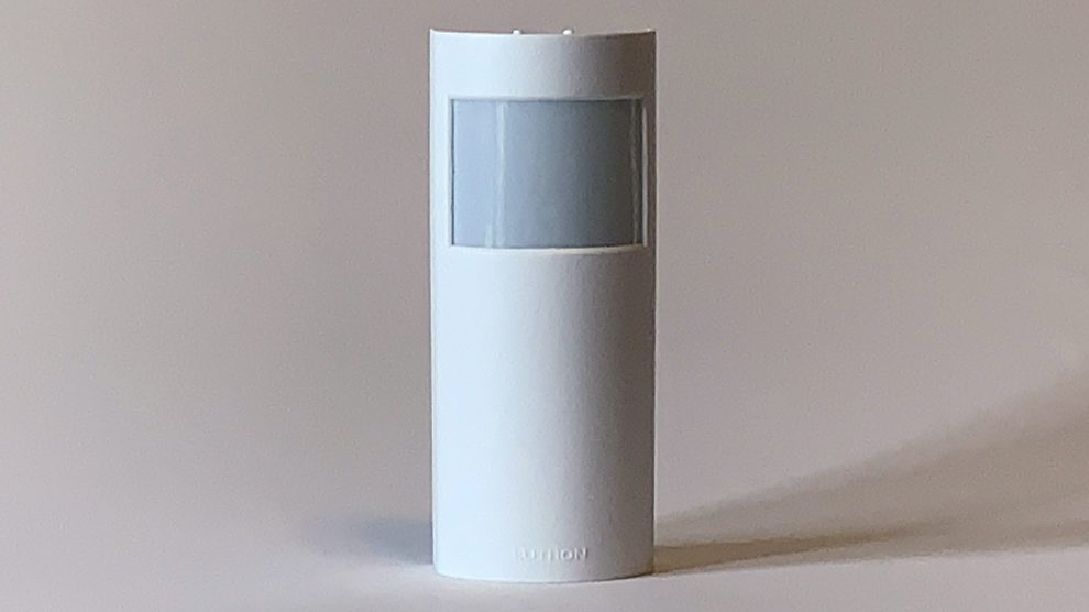 Lutron Caséta Smart Motion Sensor front view