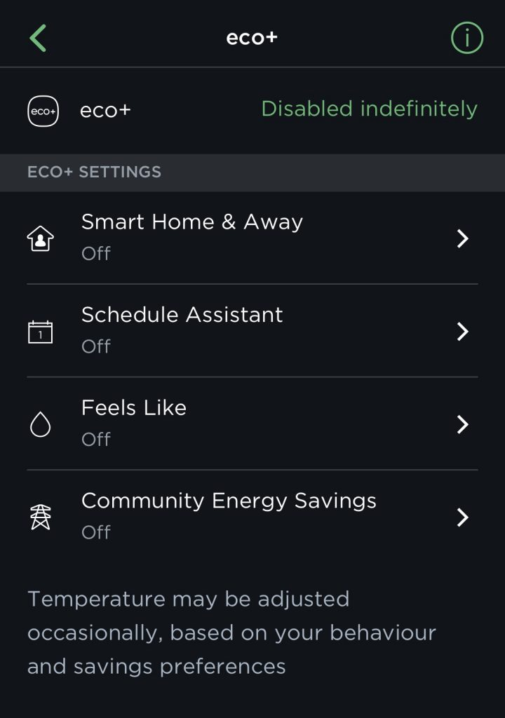Ecobee Forces Customers To Enable New Eco+ Features
