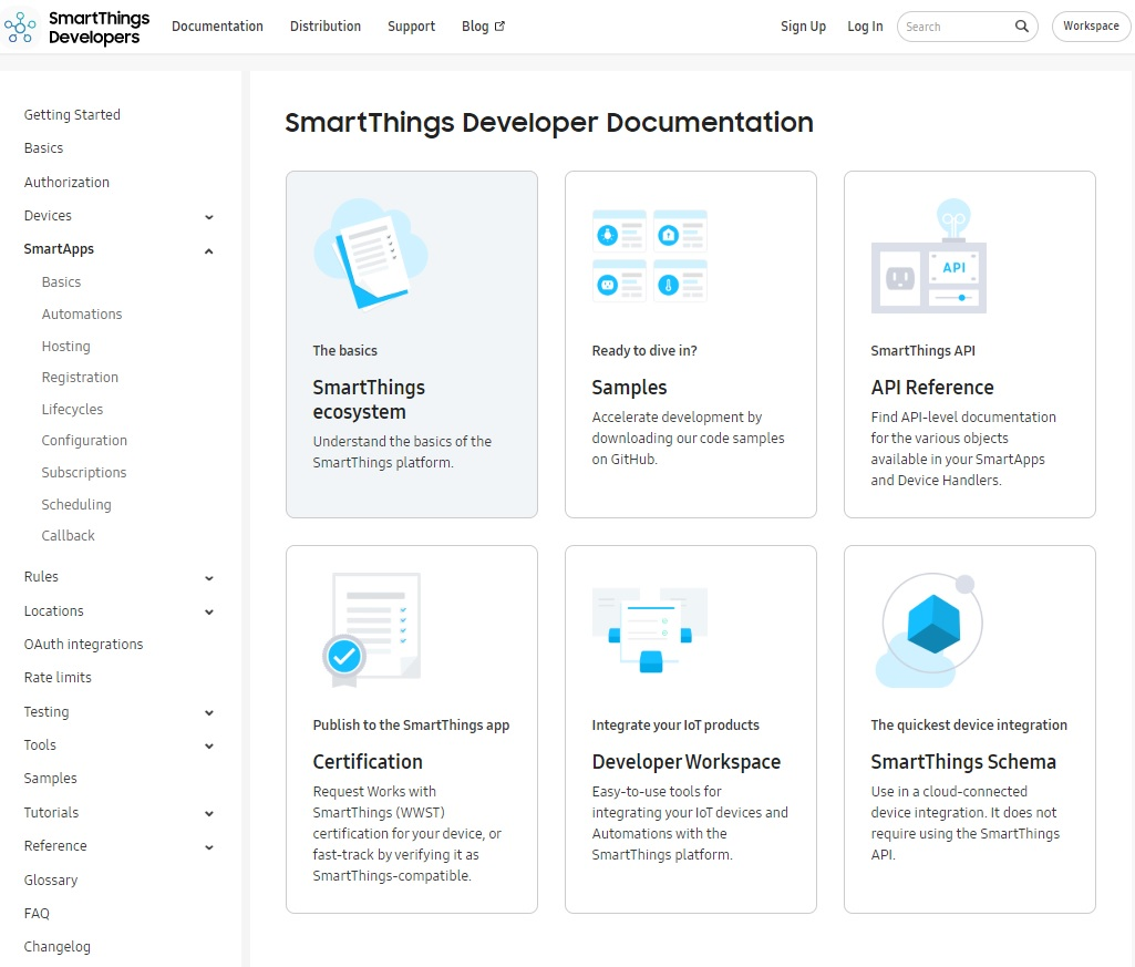 SmartThings to Retire Legacy Platforms