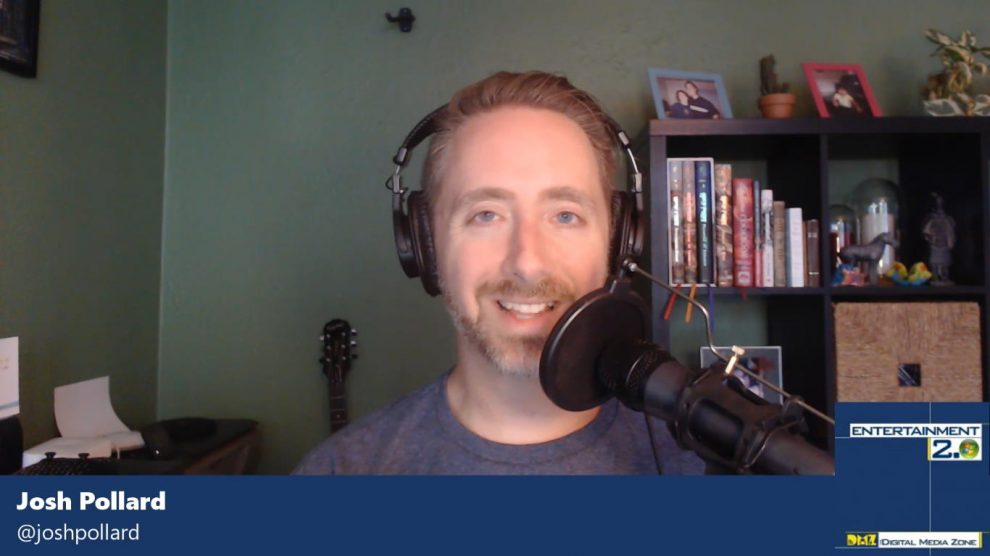 Entertainment 2.0 #527 - Peacock, Soccer, and Spotify